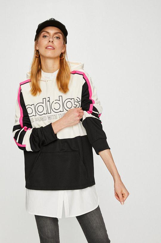 кремав adidas Originals - Суичър Жіночий