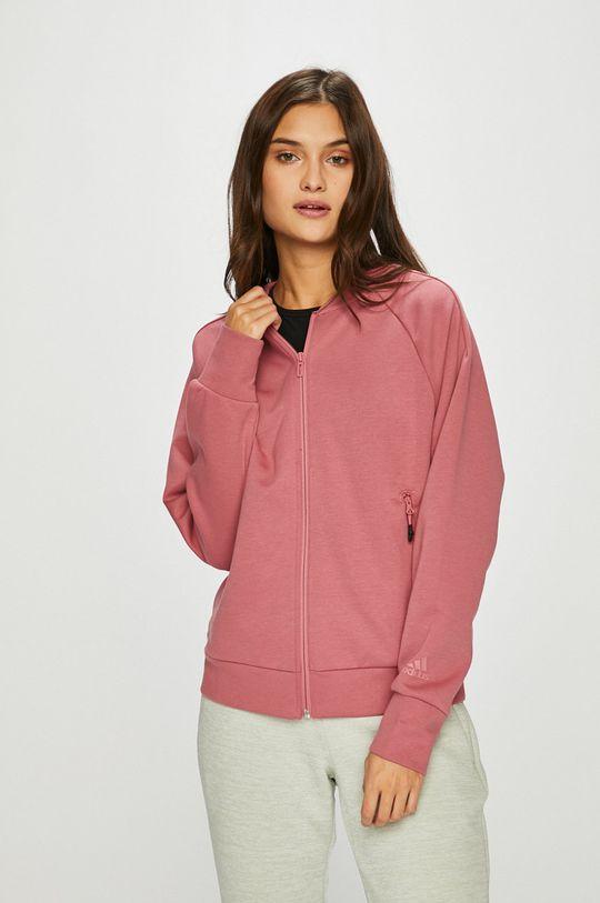 rózsaszín adidas Performance - Felső Női