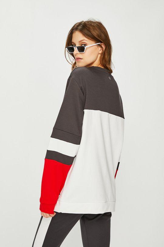 Calvin Klein Performance - Mikina  45% Bavlna, 55% Polyester