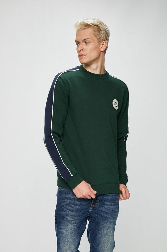 verde maro DC - Bluza De bărbați