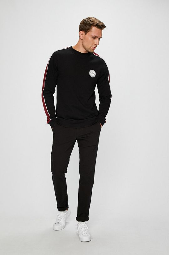 DC - Bluza negru