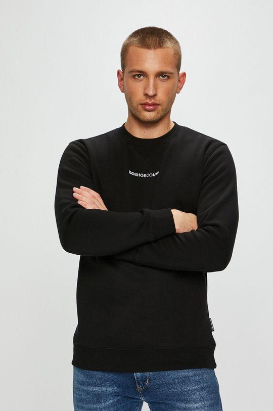 negru DC - Bluza De bărbați