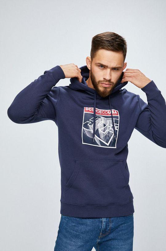 bleumarin DC - Bluza De bărbați