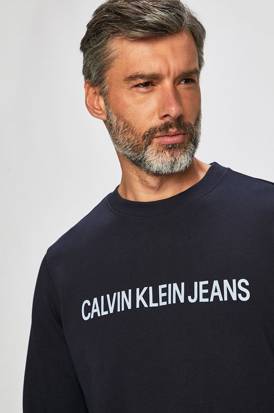 Calvin Klein Jeans - Бавовняна кофта Чоловічий