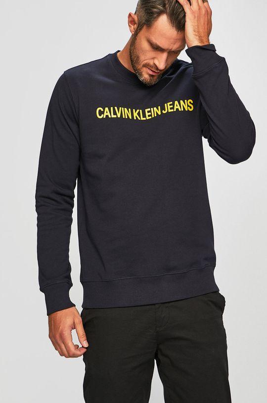 bleumarin Calvin Klein Jeans - Bluza De bărbați