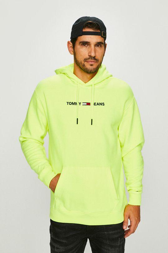 світло-жовтий Tommy Jeans - Кофта Чоловічий