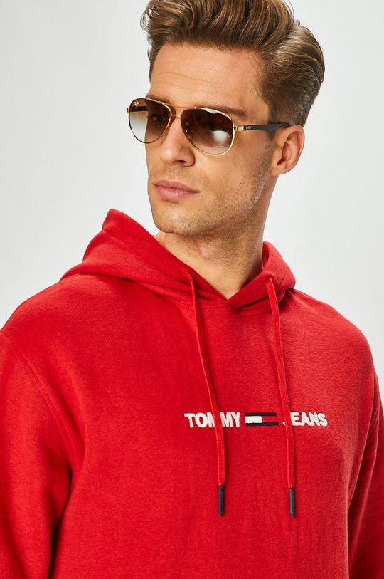червоний Tommy Jeans - Кофта