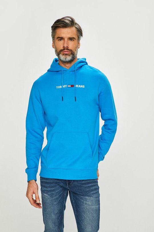 блакитний Tommy Jeans - Кофта Чоловічий