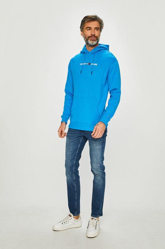 Tommy Jeans - Кофта блакитний