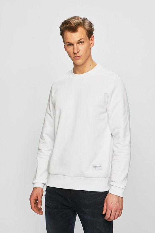 alb Calvin Klein - Bluza De bărbați