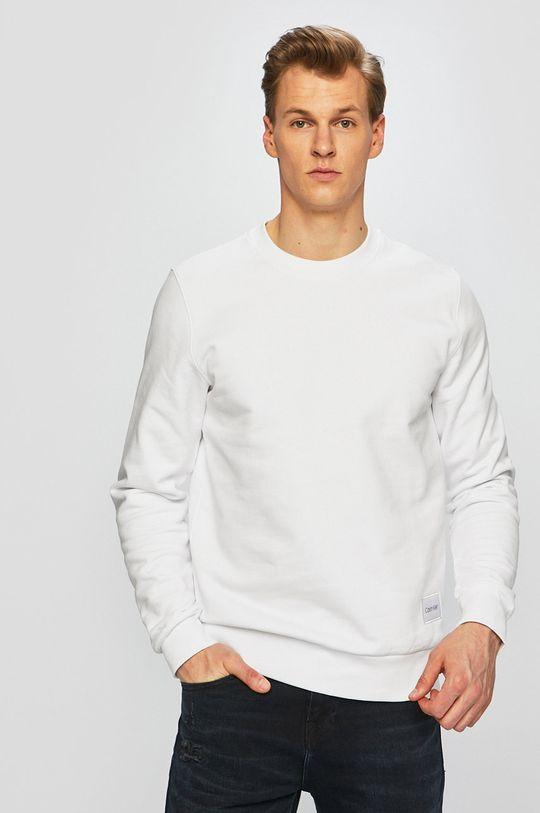 alb Calvin Klein - Bluza