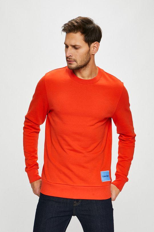 помаранчевий Calvin Klein - Кофта Чоловічий