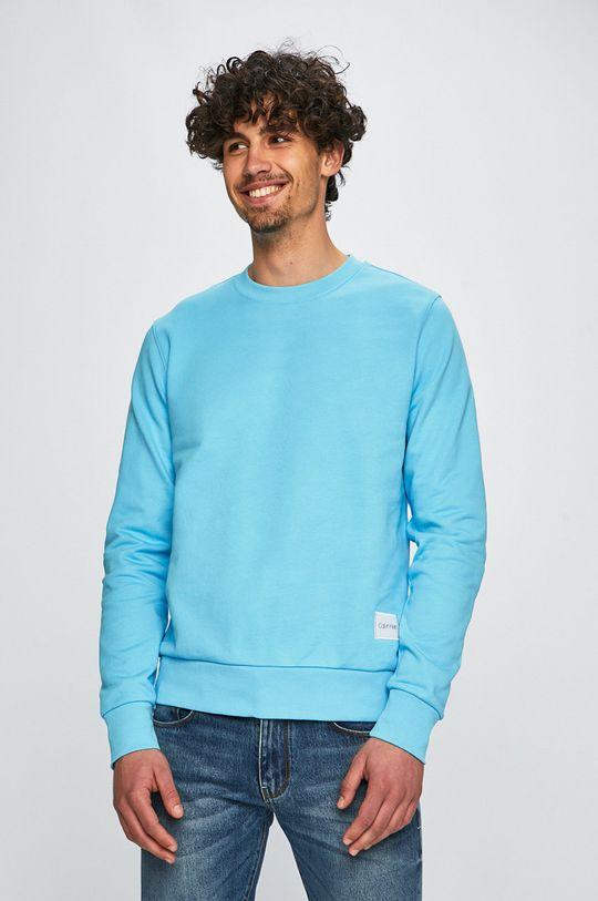 світло-блакитний Calvin Klein - Кофта Чоловічий