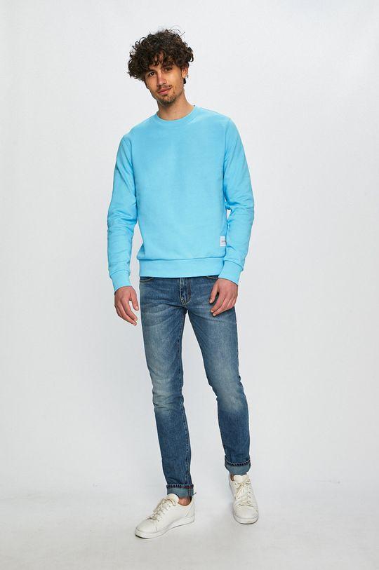 Calvin Klein - Кофта світло-блакитний