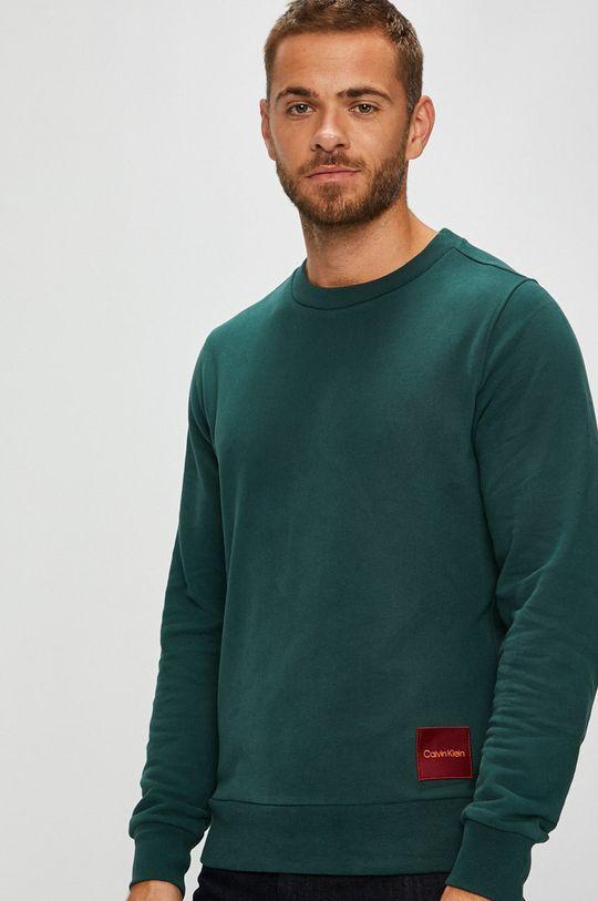 turcoaz Calvin Klein - Bluza De bărbați