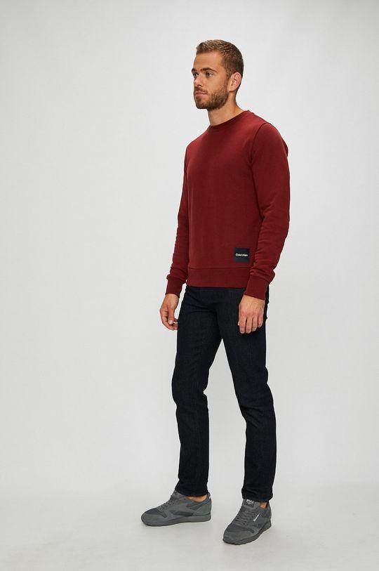Calvin Klein - Кофта каштановий