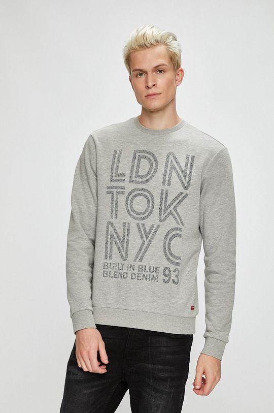 gri Blend - Bluza De bărbați
