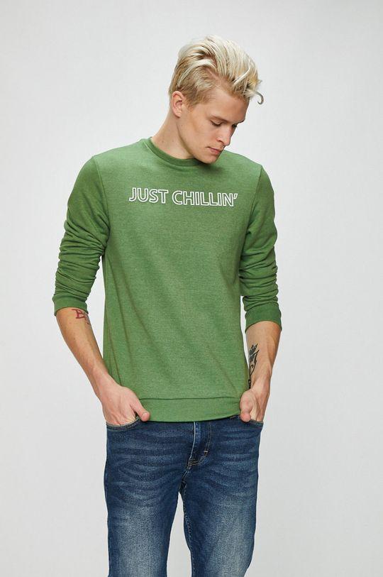 verde Blend - Bluza De bărbați