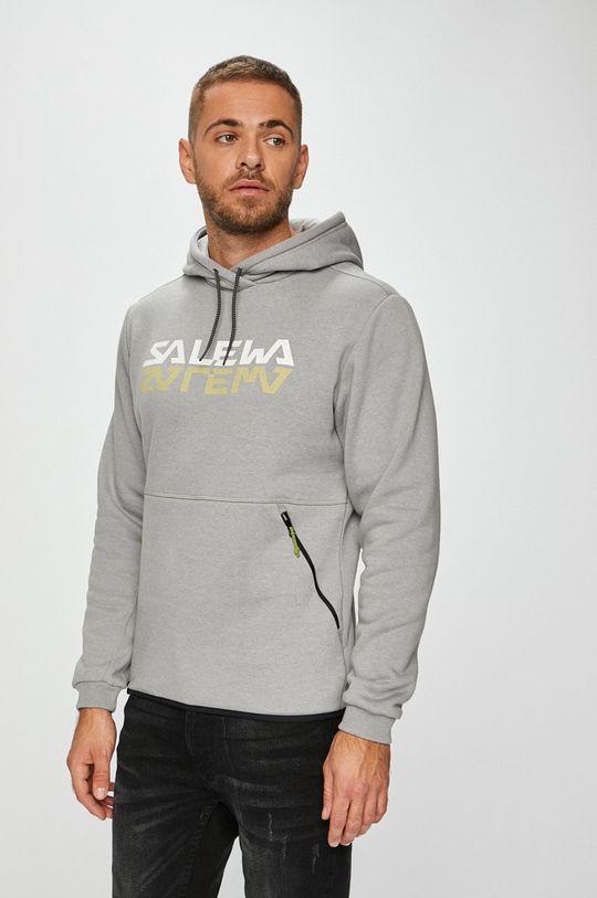 Salewa - Mikina sivá