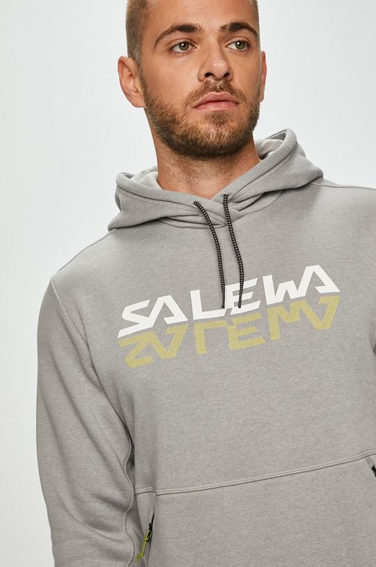 sivá Salewa - Mikina