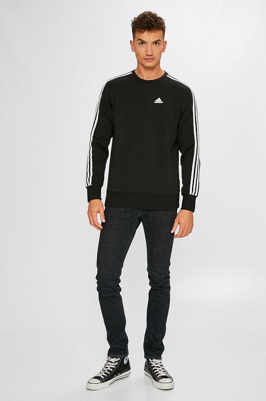 adidas Performance - Суичър черен
