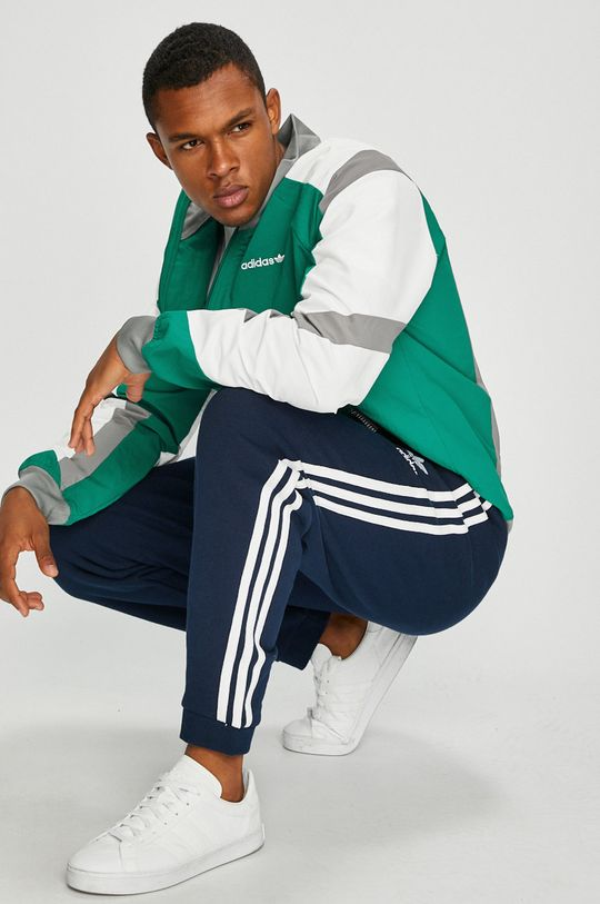 зелен adidas Originals - Суичър Чоловічий