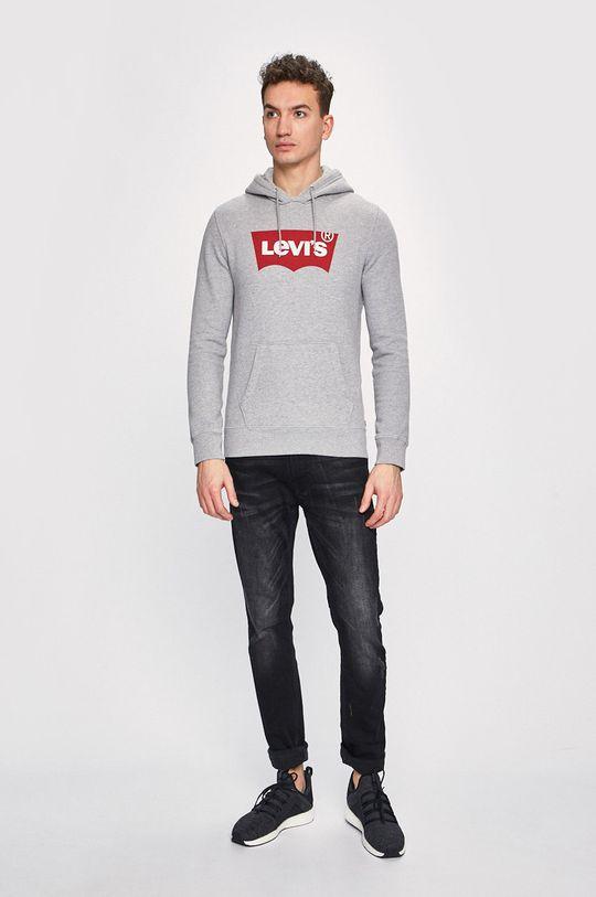 Levi's - Bluza szary