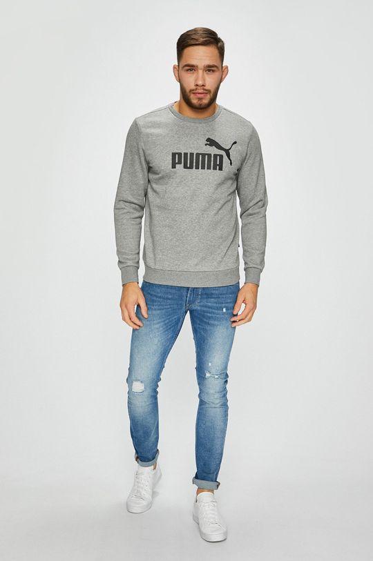 Puma - Кофта сірий