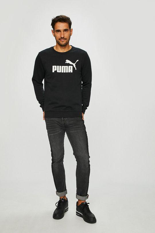Puma - Кофта чорний