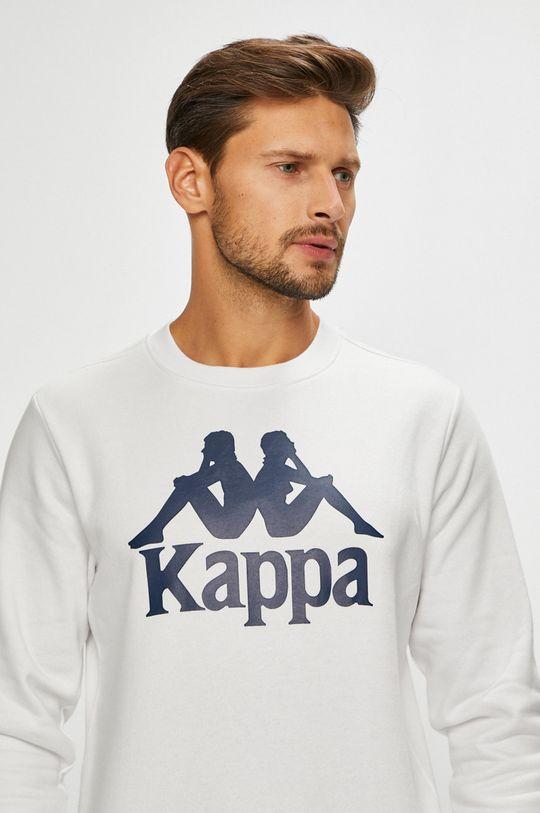 biały Kappa - Bluza
