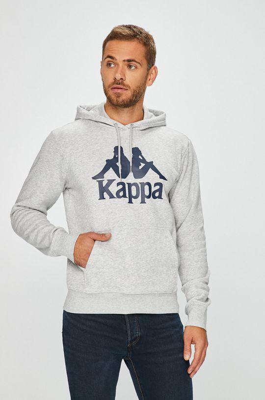 šedá Kappa - Mikina Pánský
