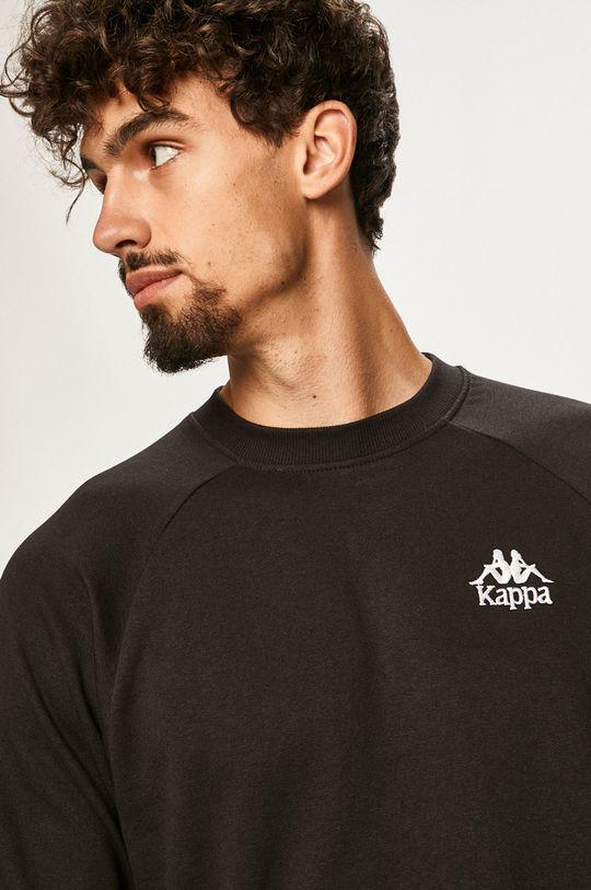 Kappa - Mikina černá