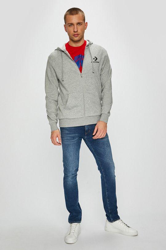 Converse - Bluza gri