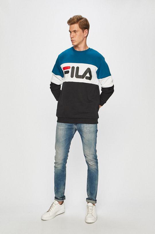 Fila - Кофта блакитний