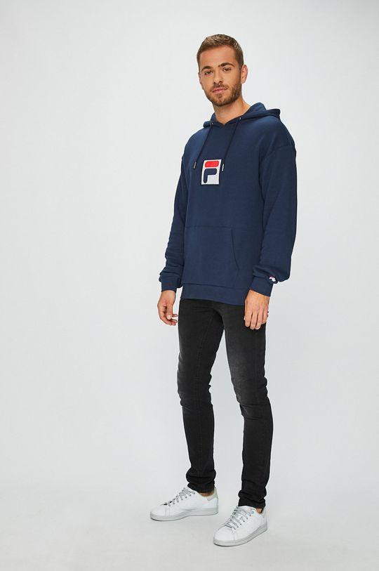 Fila - Кофта темно-синій
