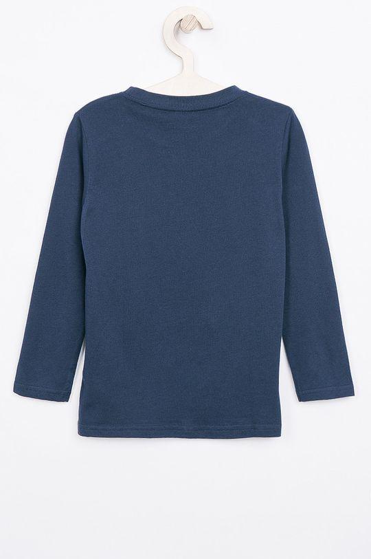 Pepe Jeans - Dětské tričko s dlouhým rukávem New Herman 92-180 cm námořnická modř