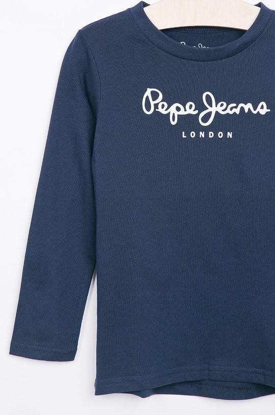 Pepe Jeans - Dětské tričko s dlouhým rukávem New Herman 92-180 cm 100% Bavlna