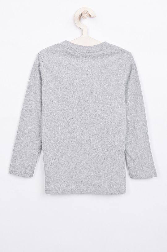 Pepe Jeans - Dětské tričko s dlouhým rukávem New Herman 92-180 cm šedá