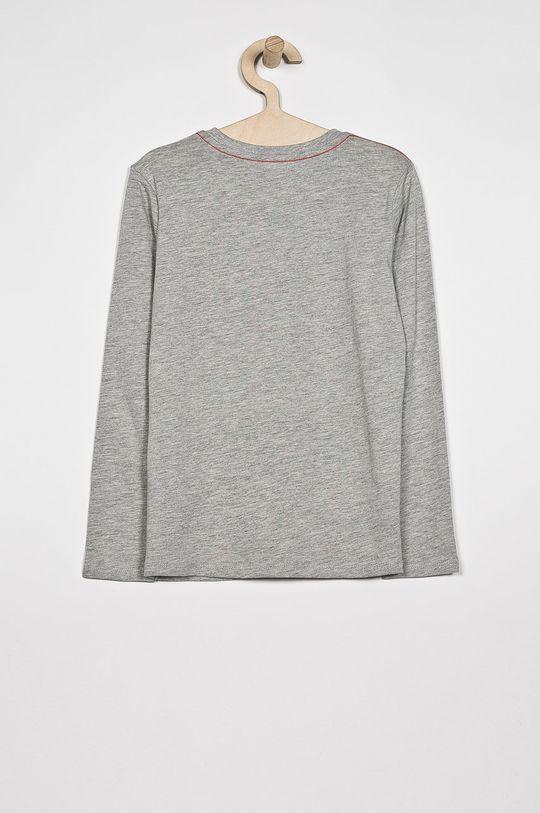 Guess Jeans - Longsleeve copii 118-175 cm gri deschis