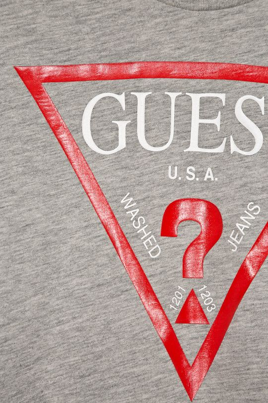 Guess Jeans - Longsleeve copii 118-175 cm 100% Bumbac