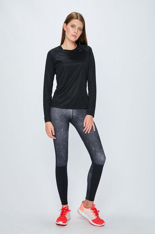 adidas Performance - Блуза черен