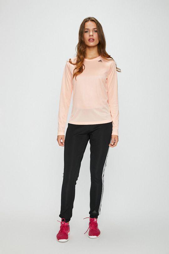 adidas Performance - Блуза розов