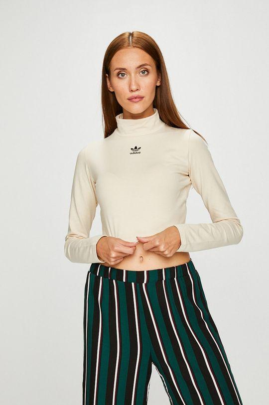 кремав adidas Originals - Блуза Жіночий