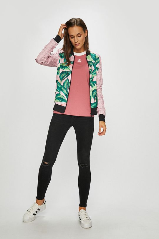adidas Originals - Блуза розов