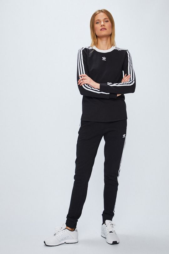 adidas Originals - Блуза черен