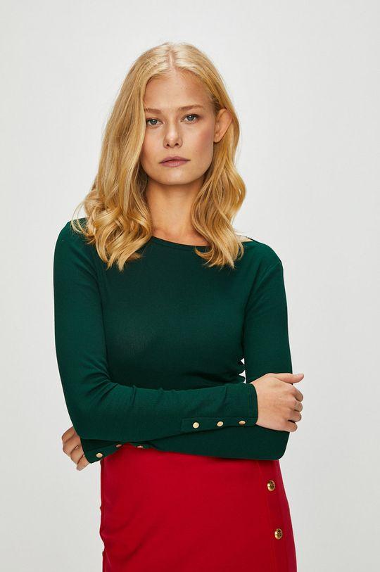 zelená Tally Weijl - Blúzka Dámsky