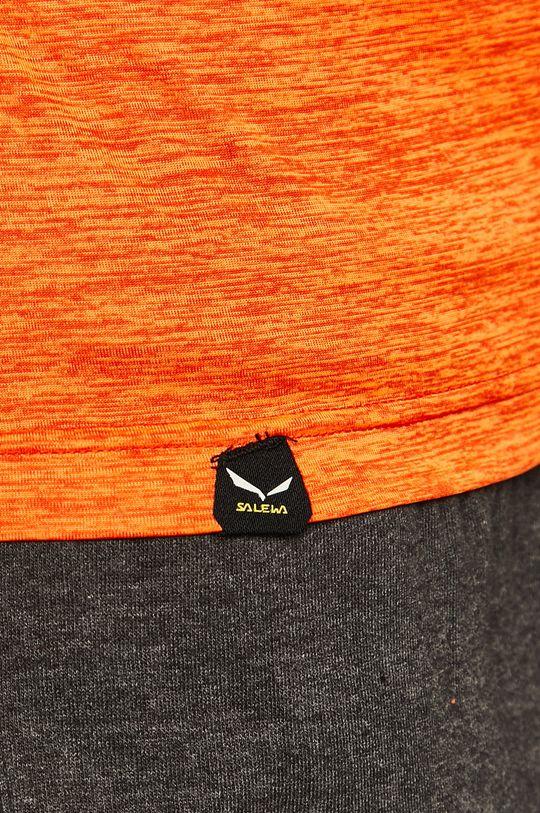Salewa - Pánske tričko s dlhým rukávom Pánsky
