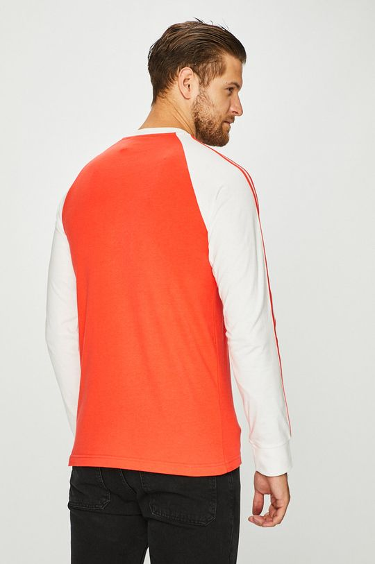 adidas Originals - Блуза с дълъг ръкав  Основен материал: 100% Памук Външно оформление: 95% Памук, 5% Еластан