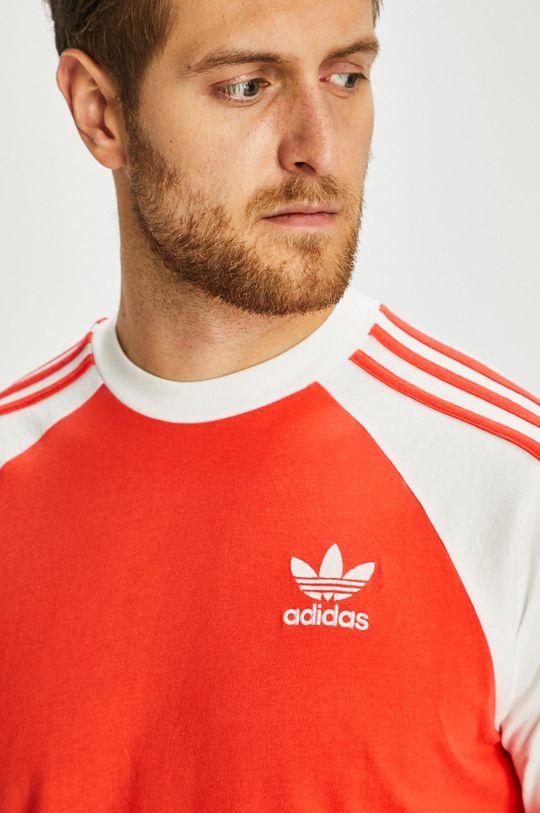 adidas Originals - Блуза с дълъг ръкав Чоловічий