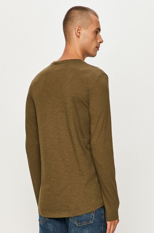 Produkt by Jack & Jones - Tričko s dlhým rukávom  100% Bavlna